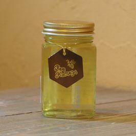 「国光養蜂場れんげ/菜の花はちみつ」と「ラズベリーはちみつ」のギフトセット
