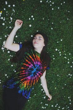 Hippie Batik T- Shirt