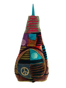 Hippie Patchwork Rücksack