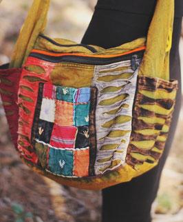 Patchwork Tasche Nisha im Ethno/Hippie Look