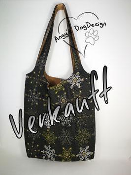 Shopping Bag Weihnachten/Sterne