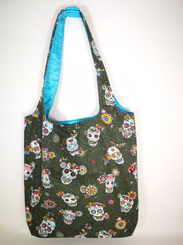 "Shopping Bag ""Totenkopf"""