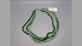 Halskette grün