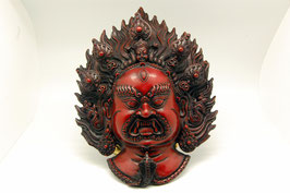 Maske Kunstharz Bhairava