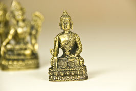 Messingfigur, Buddha, klein