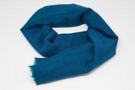 Pashmina Classic Schal - 70% Kaschmir 30% Seide blaugrün