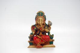 Ganesha Figur Kunstharz
