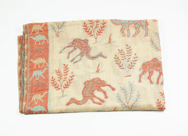 pashmina scarf - 100% cashmere camels