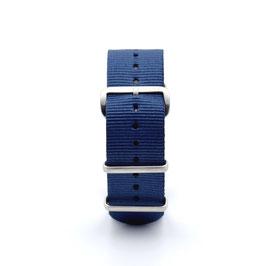 Strap: (Navy-blue)