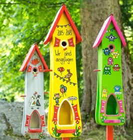 Kindergarten Abschiedsgeschenk XL Modell