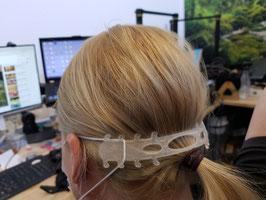 Ohrenschoner passend für Mundschutz / Atemschutzmasken