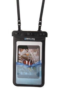 "SEAWAG 8"" wasserdichte Mini-Tablet-Hülle mit Kopfhöreranschluss"