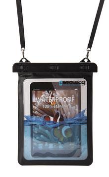 """SEAWAG 10,5"""" wasserdichte Tablet-Hülle mit Kopfhöreranschluss"""