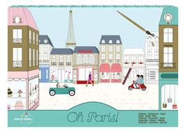 Oh Paris