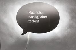 "Spiegel ""Cheeesy"" - nackig"