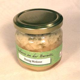 Honig mit Melisse