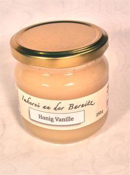 Honig mit Vanille