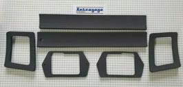 Dichtungsset für Heizung-Lüftung Mercedes W113 Pagode