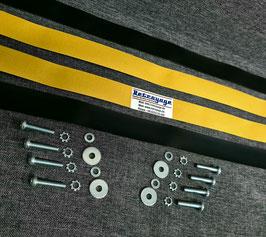 Kurbelfenster-Einbauset für Mercedes W113 Pagode Pagoda 230SL 250SL 280SL