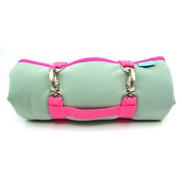 Dog'n'Roll   ★   Frostgrün - Pink