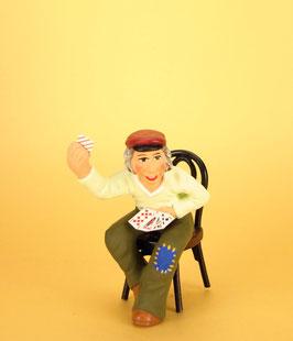 Joueur de carte -Emile-v