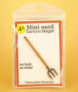 mini outil Fourche
