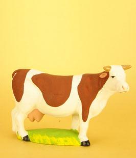 Vache marron