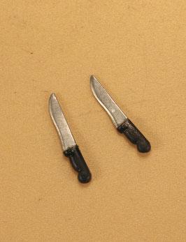 mini outil Couteaux lot de 2