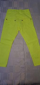 Neon groene broek