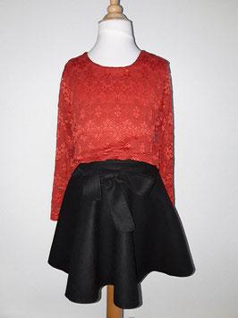 mooie rode blouse