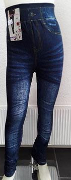 tregging jeanslook