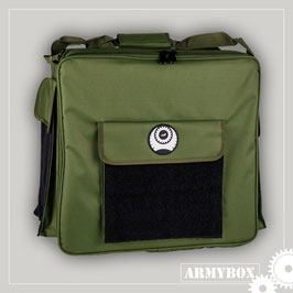 Armybox Heavy Support Bag - Black Metal Series