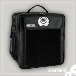 Armybox Tactical Bag - Black Metal Series