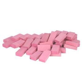 Fröbel-Bausteine Set Rosa
