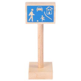 Verkehrszeichen Verkehrsberuhigter Bereich
