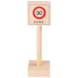 Verkehrszeichen Zone 30