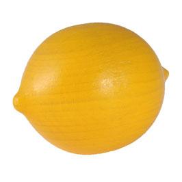 Holzobst Zitrone
