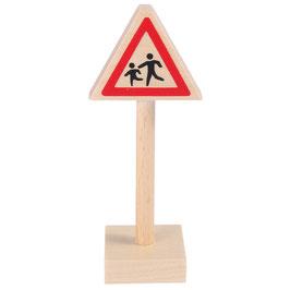 Verkehrszeichen Kinder