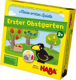 Kinderspiel Obstgarten