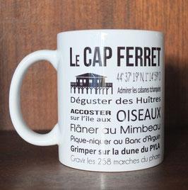 MUG CAP FERRET - 50%