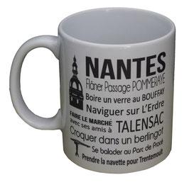 Mug Nantes