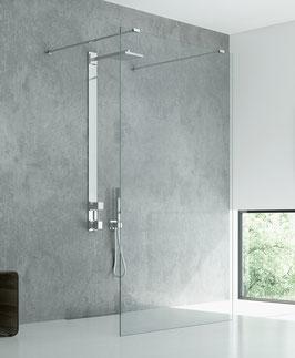 "Rahmenlose Walk-In-Dusche ""New Modus"""