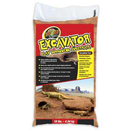 ZM Excavator Clay Burrowing Substrate 4,54 kg