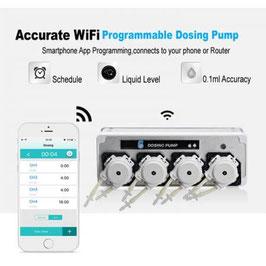 coral box WF04 wifi dosing pump 4 kanaals (2.0 versie)