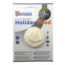 Superfish Holiday Food 25 gram, vakantievoer.