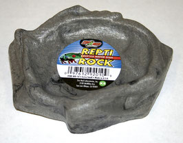 ZM REPTI ROCK WATER DISH EXTRA SMALL WD-10E ​
