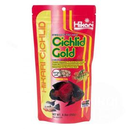 Hikari cichlid gold large 250 gram
