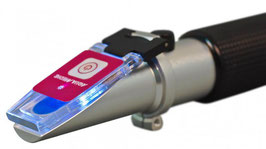 AquaMedic Refractometer LED - zoutmeter