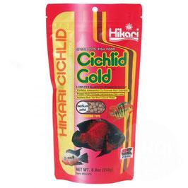 Hikari Cichlid Gold Medium 250 gram