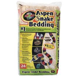 ZM Aspen Snake Bedding 26,4 Liter